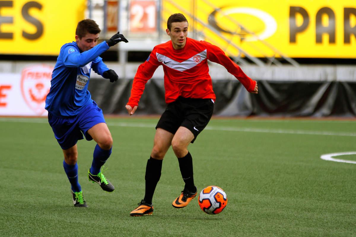 ASNL/Pontarlier en U19 - Photo n°3