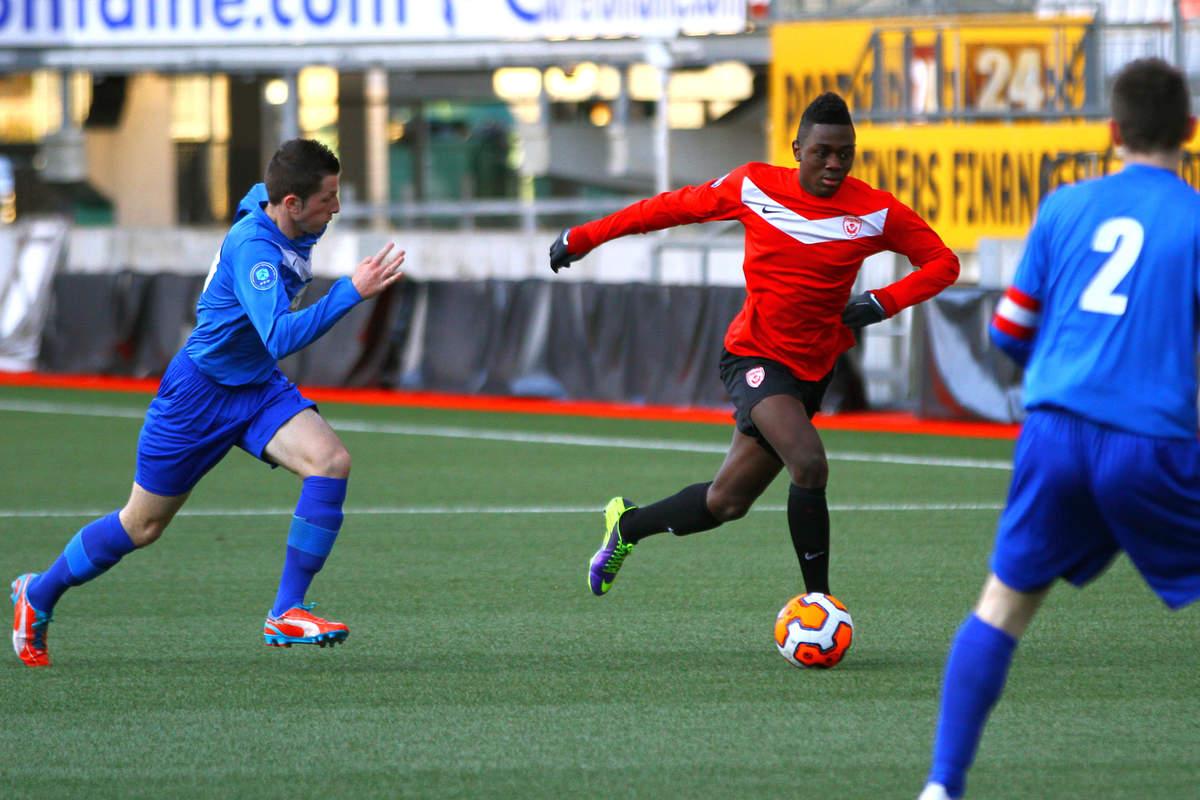 ASNL/Pontarlier en U19 - Photo n°11
