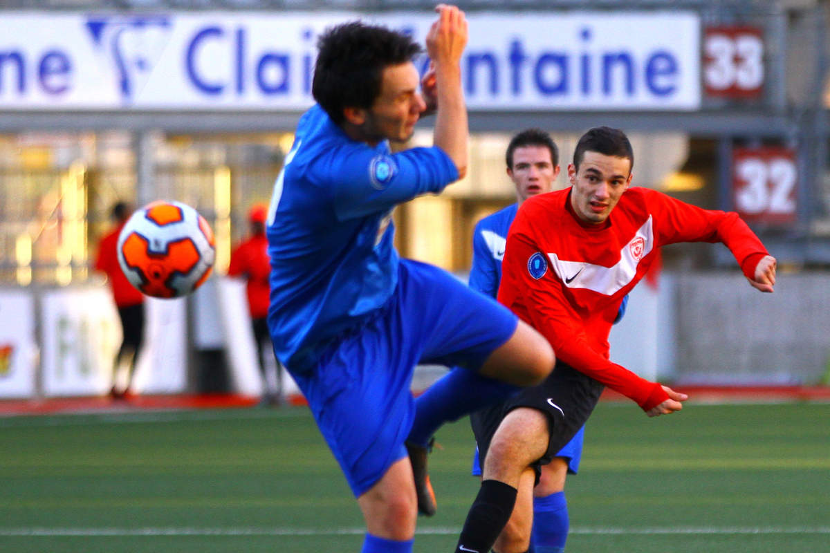 ASNL/Pontarlier en U19 - Photo n°12