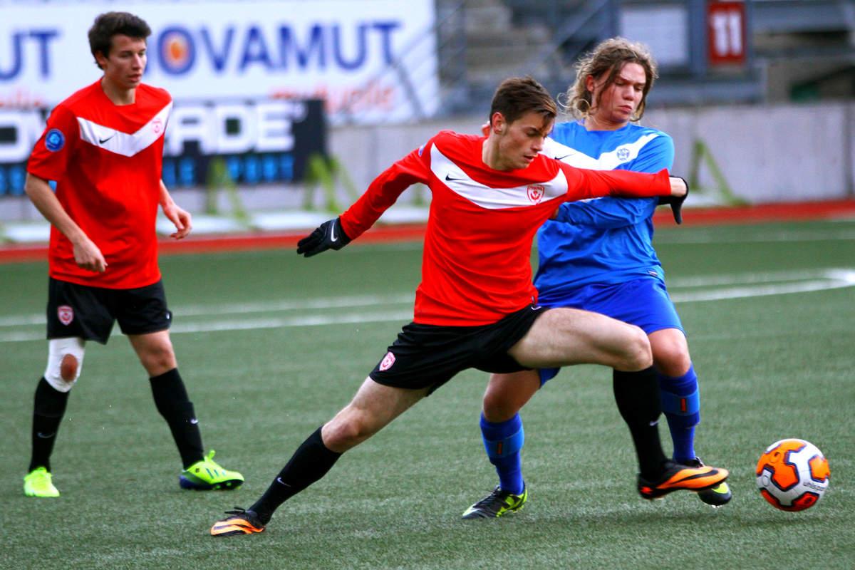 ASNL/Pontarlier en U19 - Photo n°15