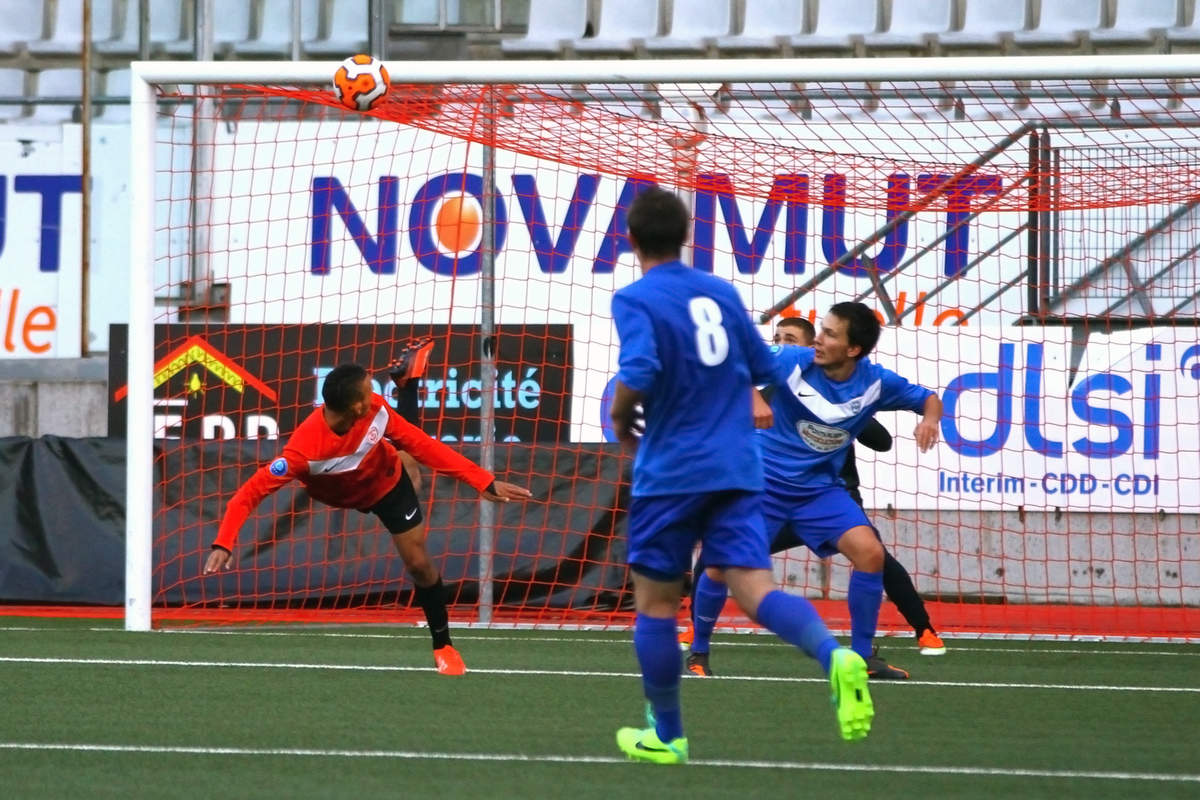 ASNL/Pontarlier en U19 - Photo n°19