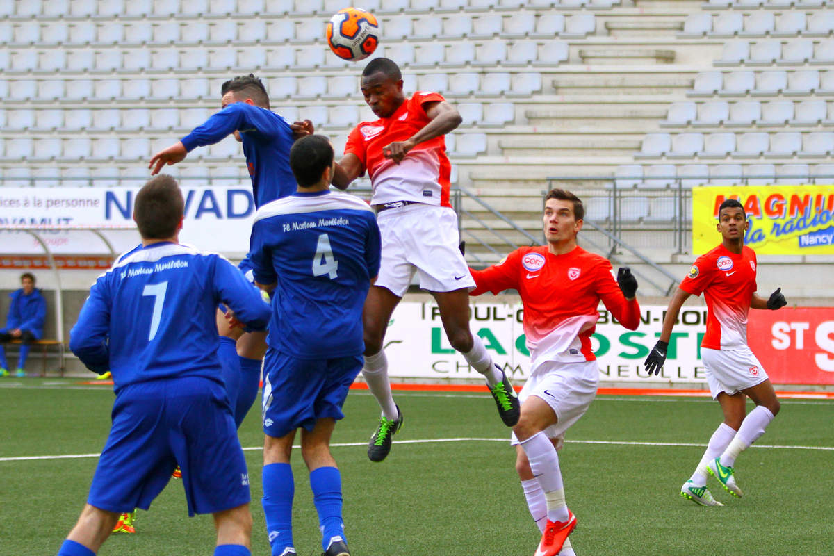 ASNL/Morteau en CFA2 - Photo n°3