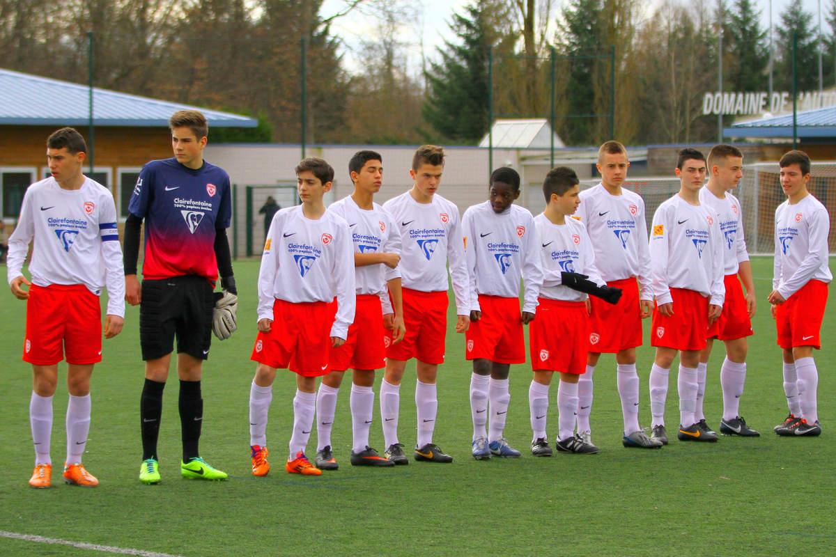 ASNL/Metz en U15 - Photo n°1