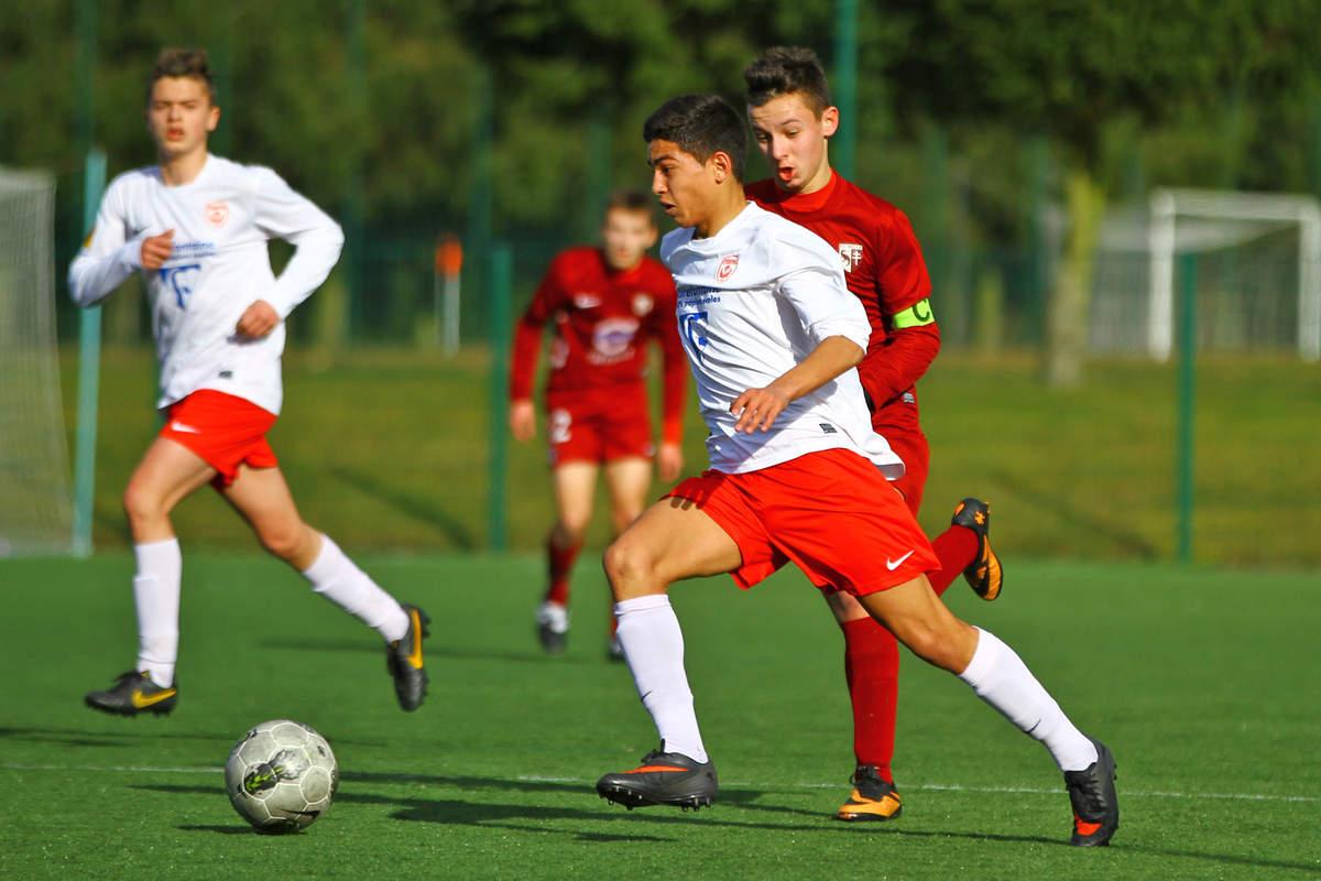 ASNL/Metz en U15 - Photo n°6