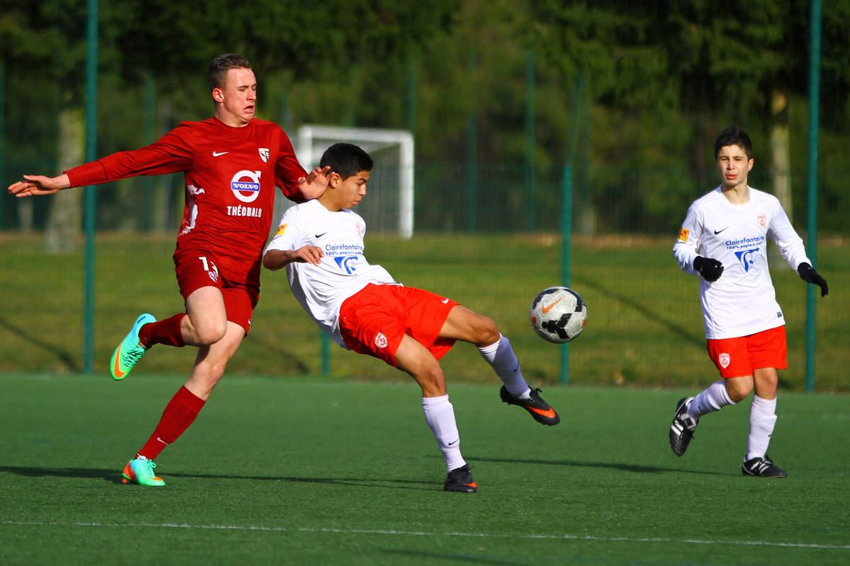 ASNL/Metz en U15 - Photo n°10