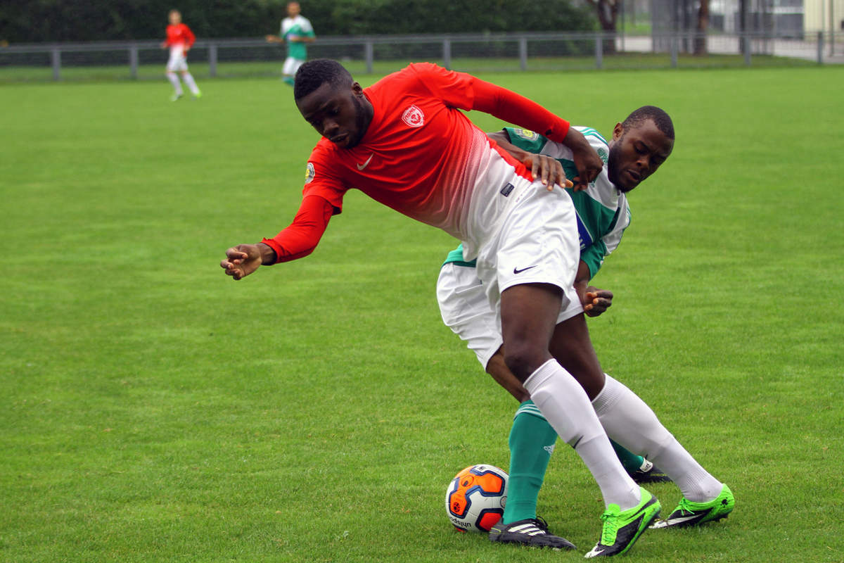 ASNL/Schiltigheim en CFA2 - Photo n°1