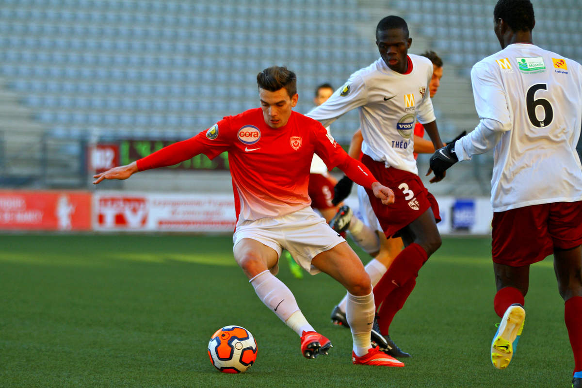ASNL/Metz en CFA2 - Photo n°7