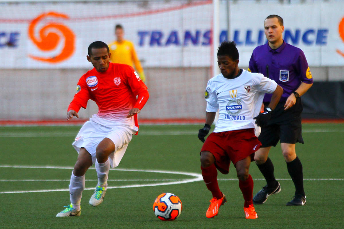 ASNL/Metz en CFA2 - Photo n°15
