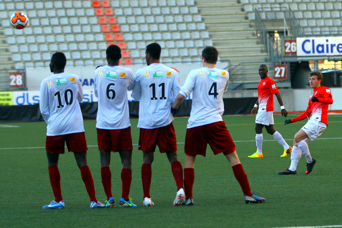 ASNL/Metz en CFA2 - Photo n°17