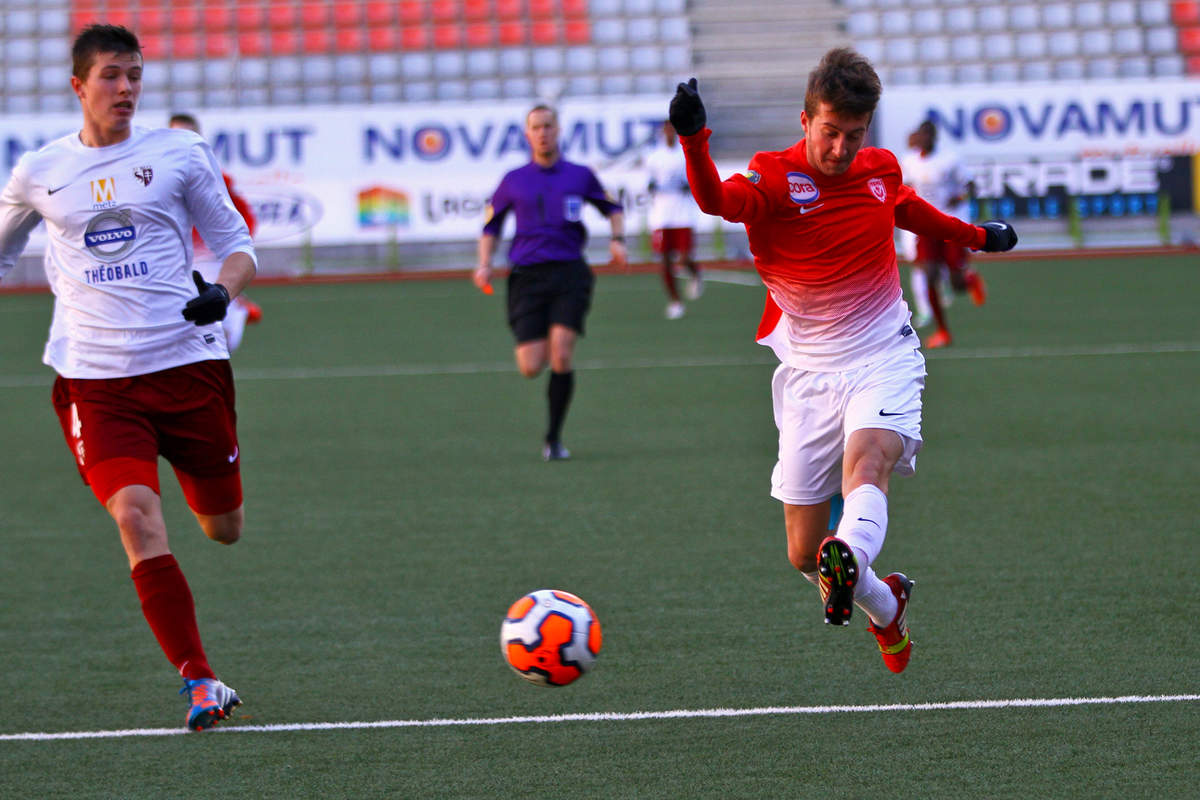 ASNL/Metz en CFA2 - Photo n°10