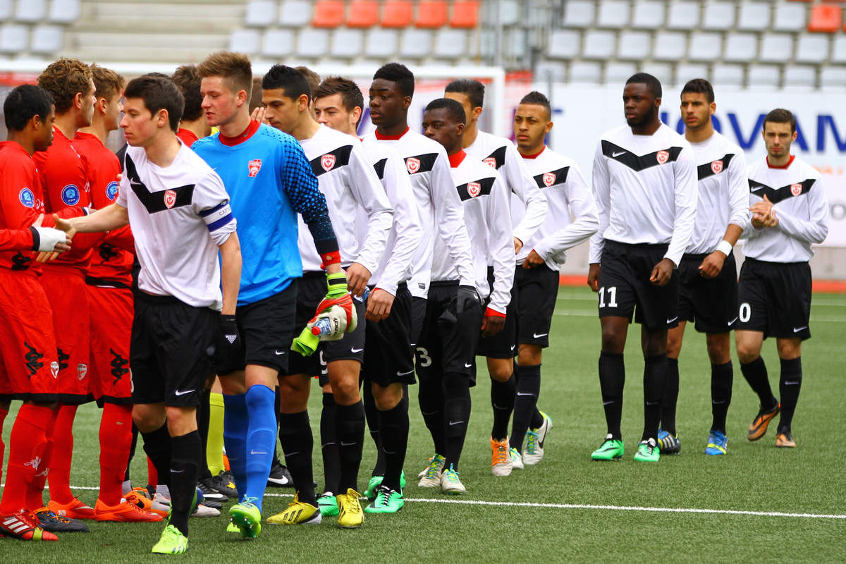 ASNL/Dijon en U19 - Photo n°0