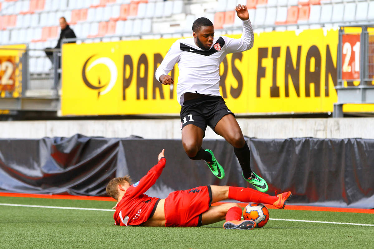 ASNL/Dijon en U19 - Photo n°4