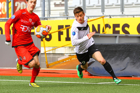 ASNL/Dijon en U19
