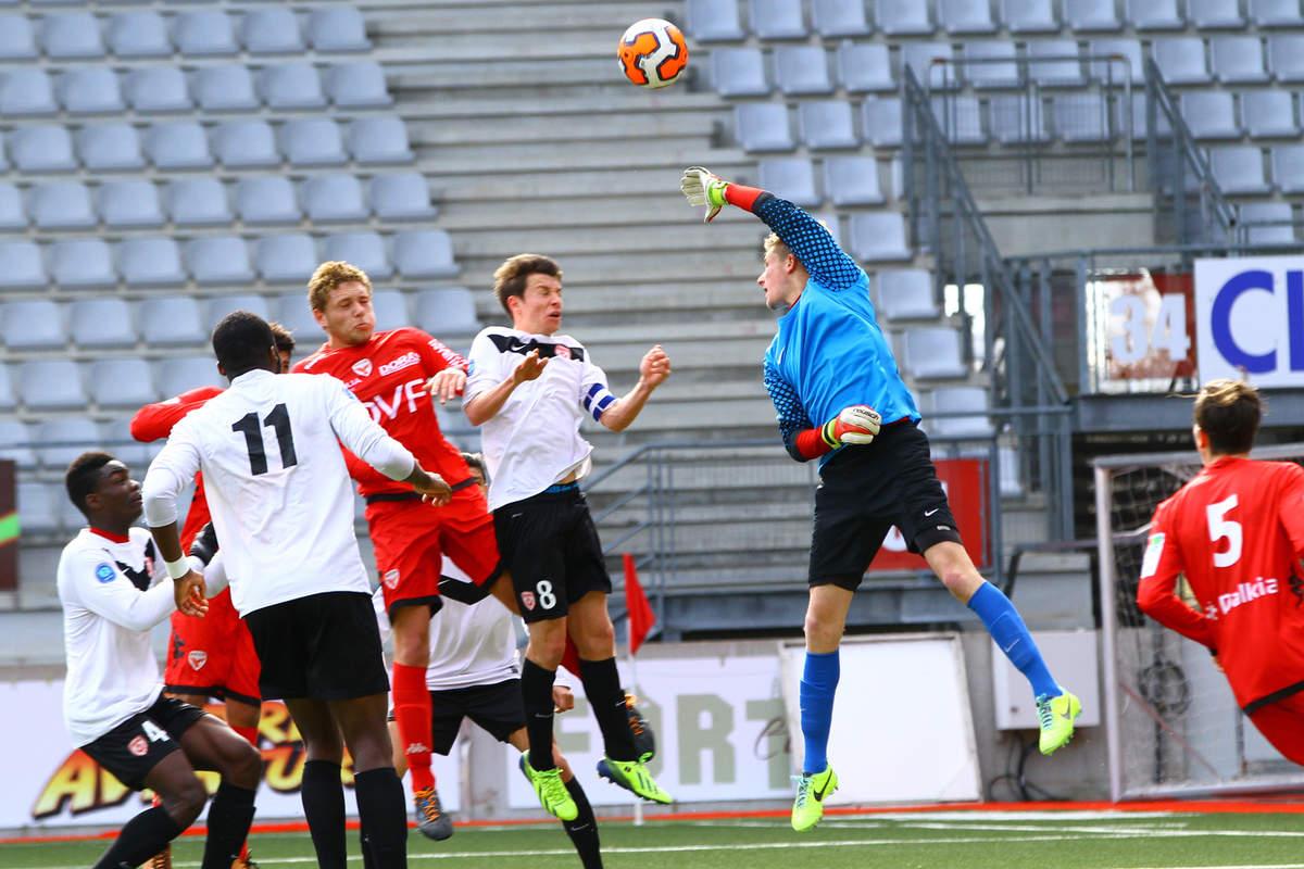 ASNL/Dijon en U19 - Photo n°10