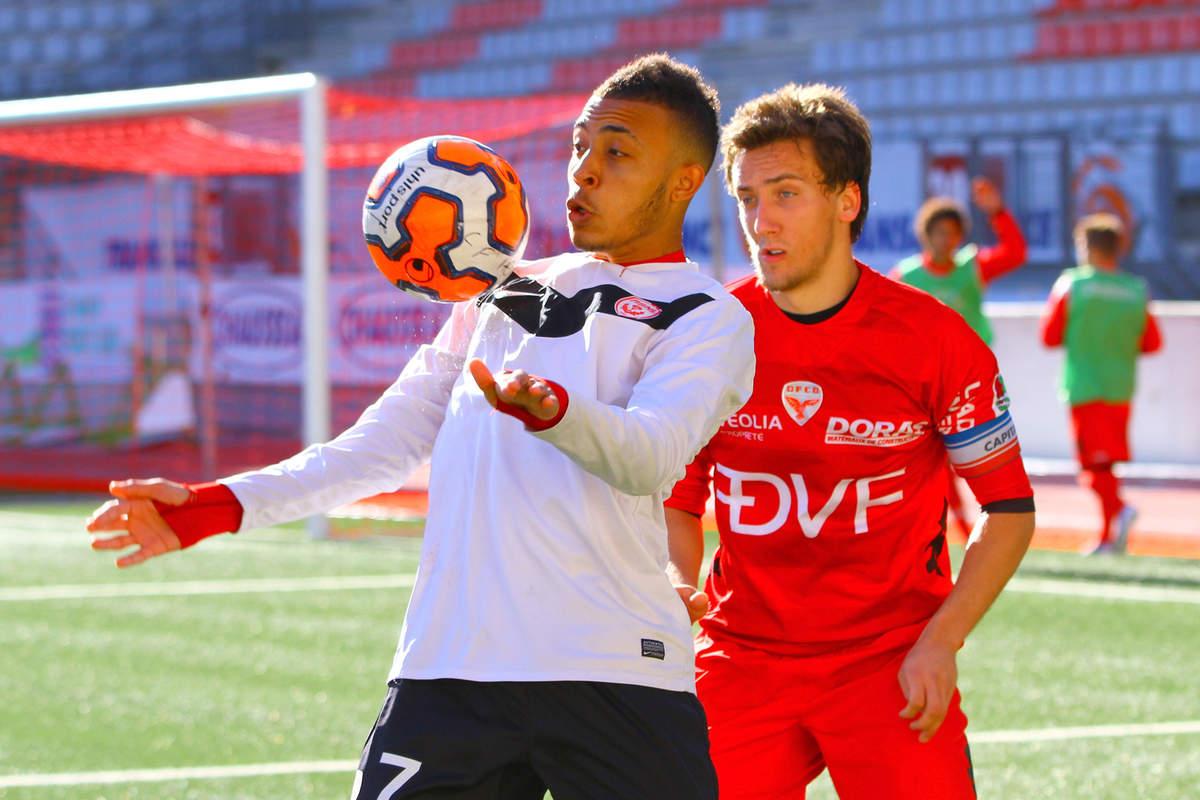 ASNL/Dijon en U19 - Photo n°18