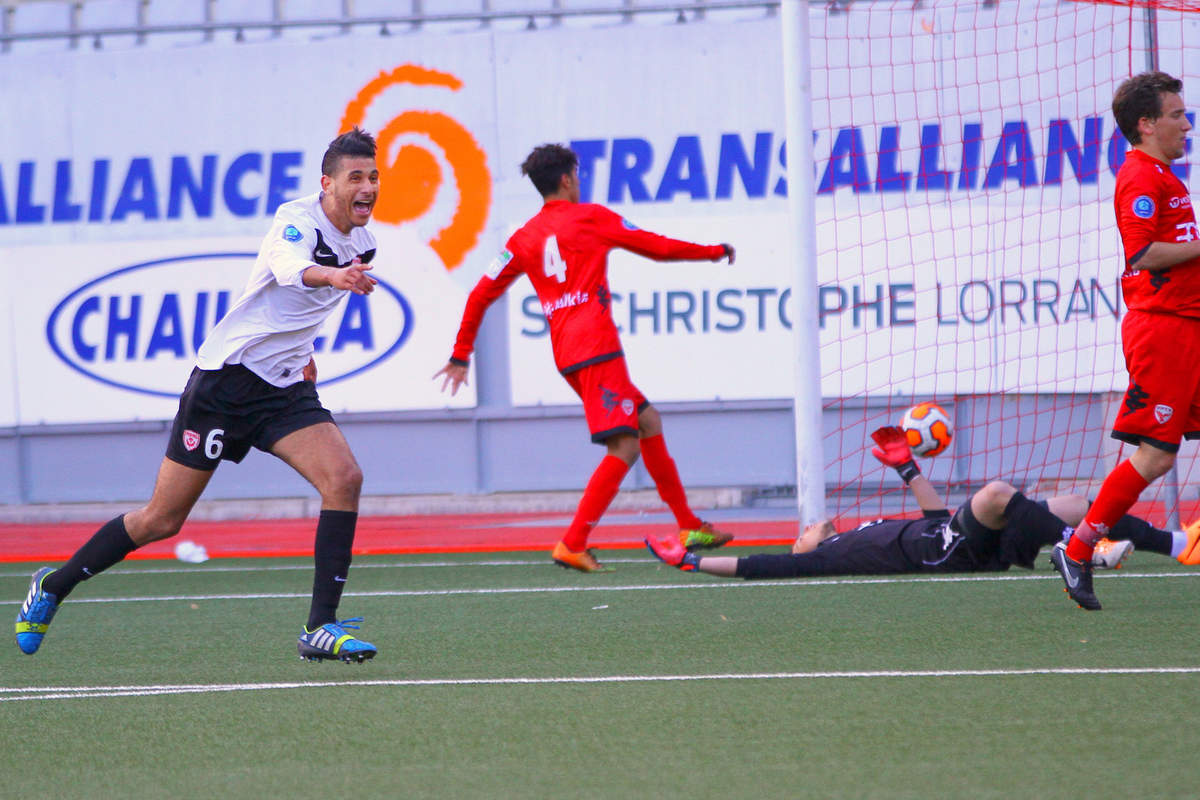 ASNL/Dijon en U19 - Photo n°14