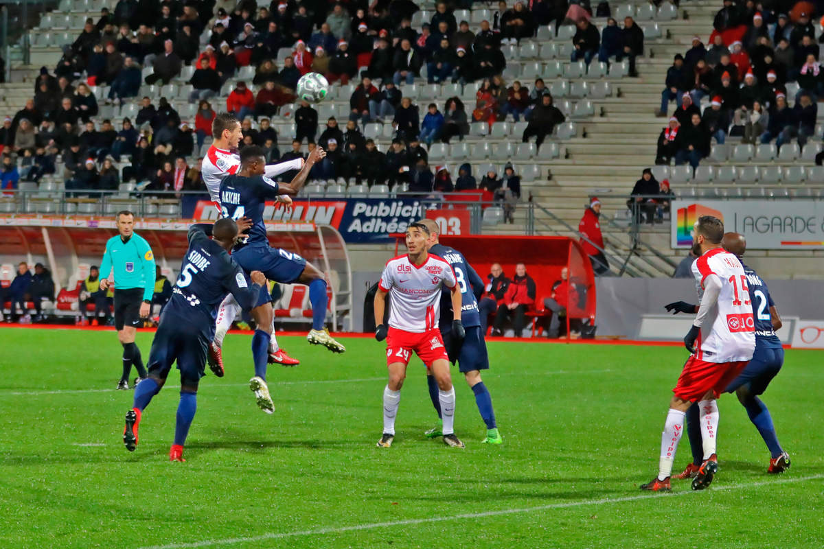 Nancy-Paris FC - Photo n°43