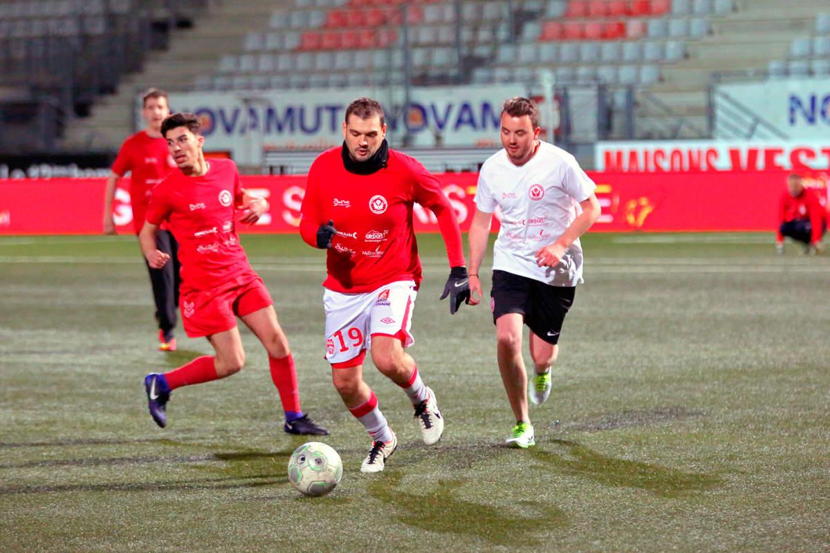 Le match de 50h (dimanche) - Photo n°2