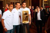 Le trophée place Stanislas - Photo n°2