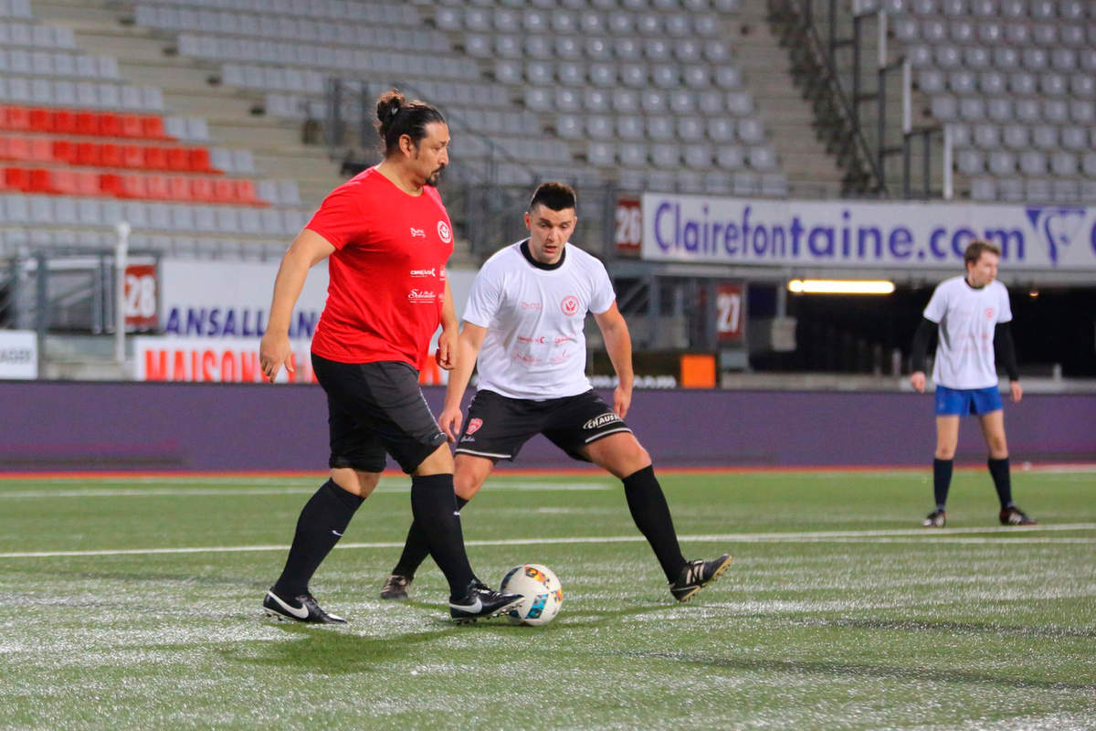 Le match de 50h (dimanche) - Photo n°14