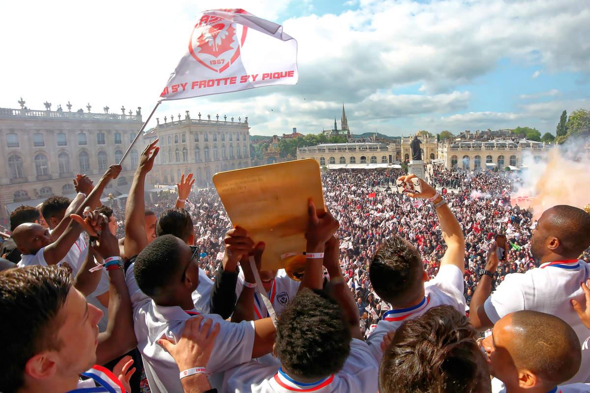 Le trophée place Stanislas - Photo n°15