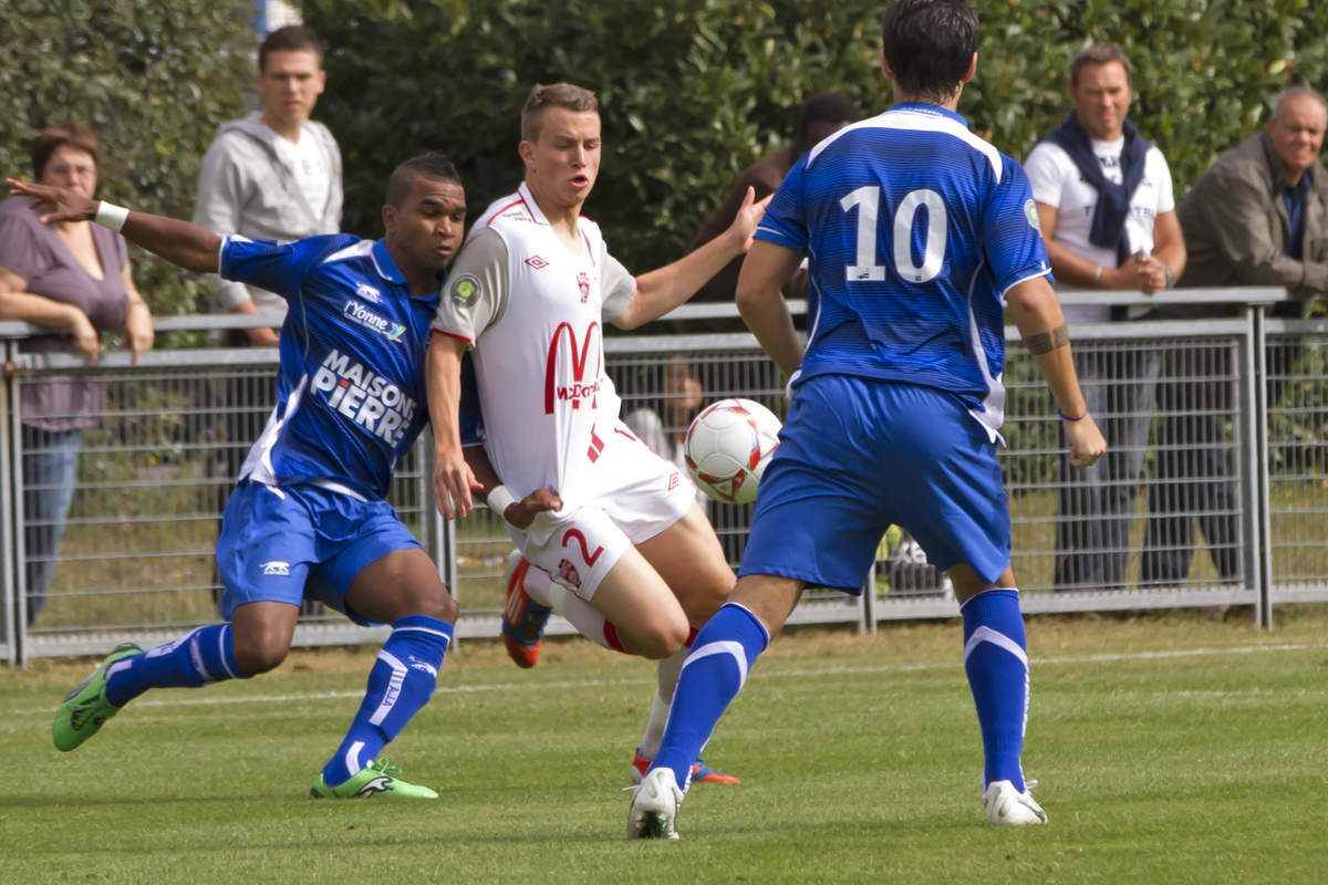 ASNL-Auxerre en CFA - Photo n°0