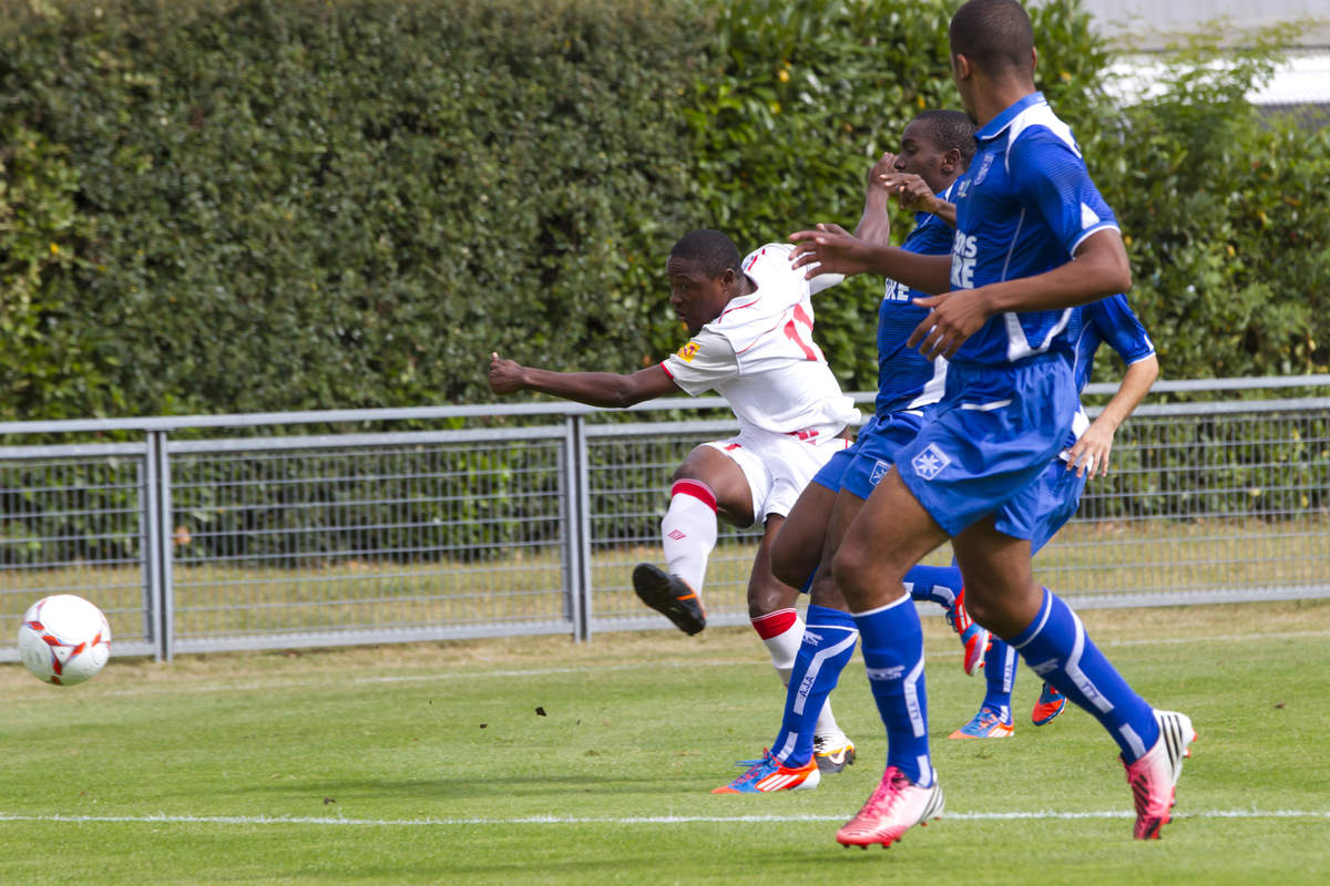 ASNL-Auxerre en CFA - Photo n°1