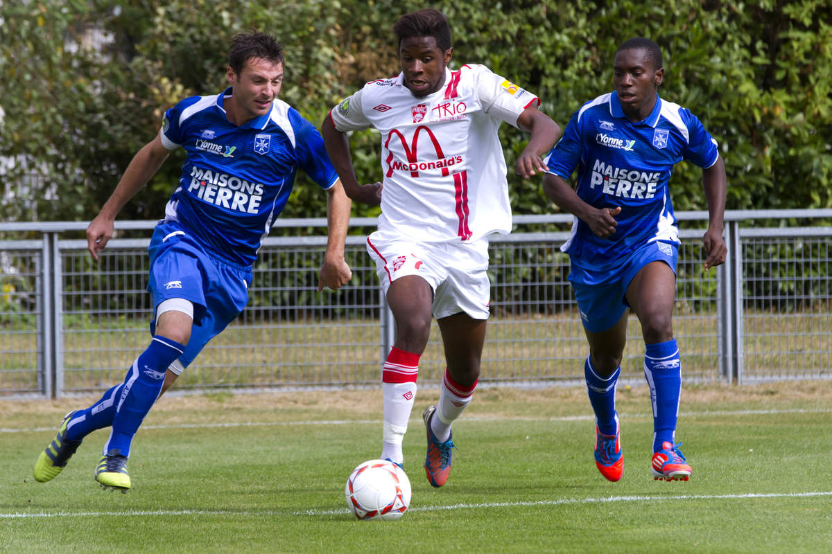 ASNL-Auxerre en CFA - Photo n°2