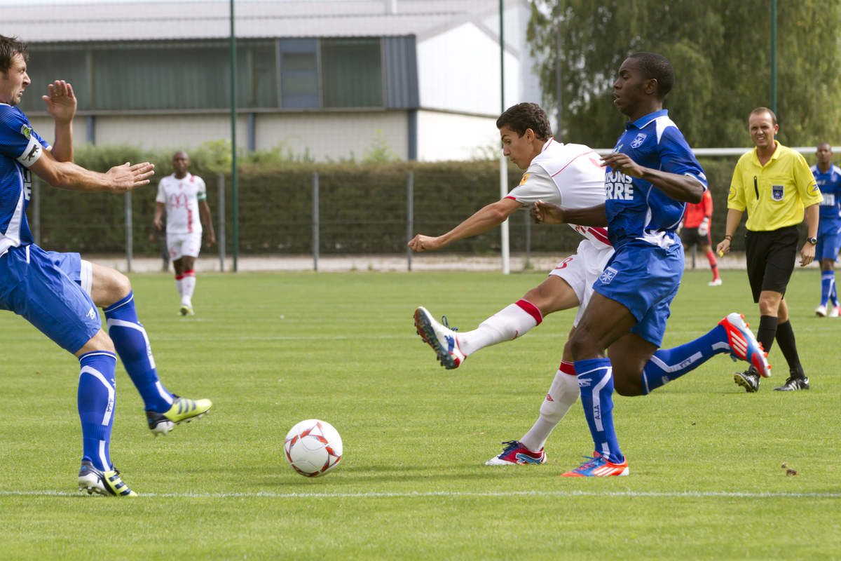 ASNL-Auxerre en CFA - Photo n°3