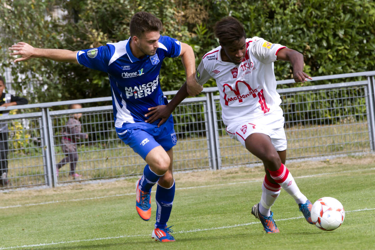 ASNL-Auxerre en CFA - Photo n°10