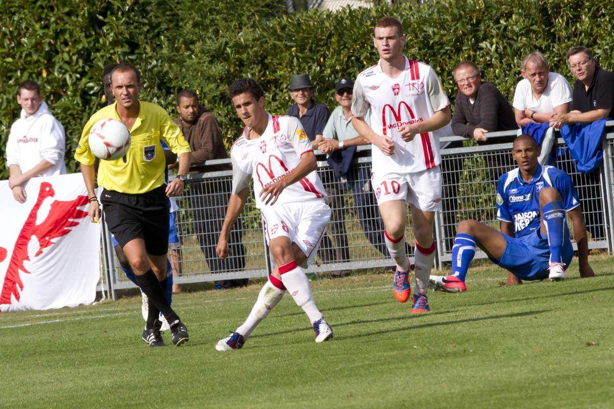 ASNL-Auxerre en CFA - Photo n°12