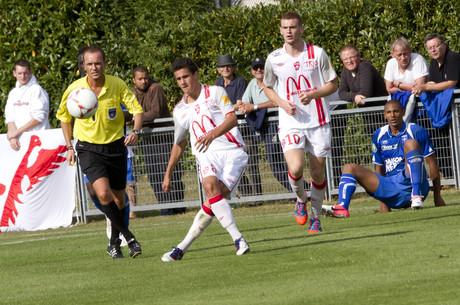 ASNL-Auxerre en CFA