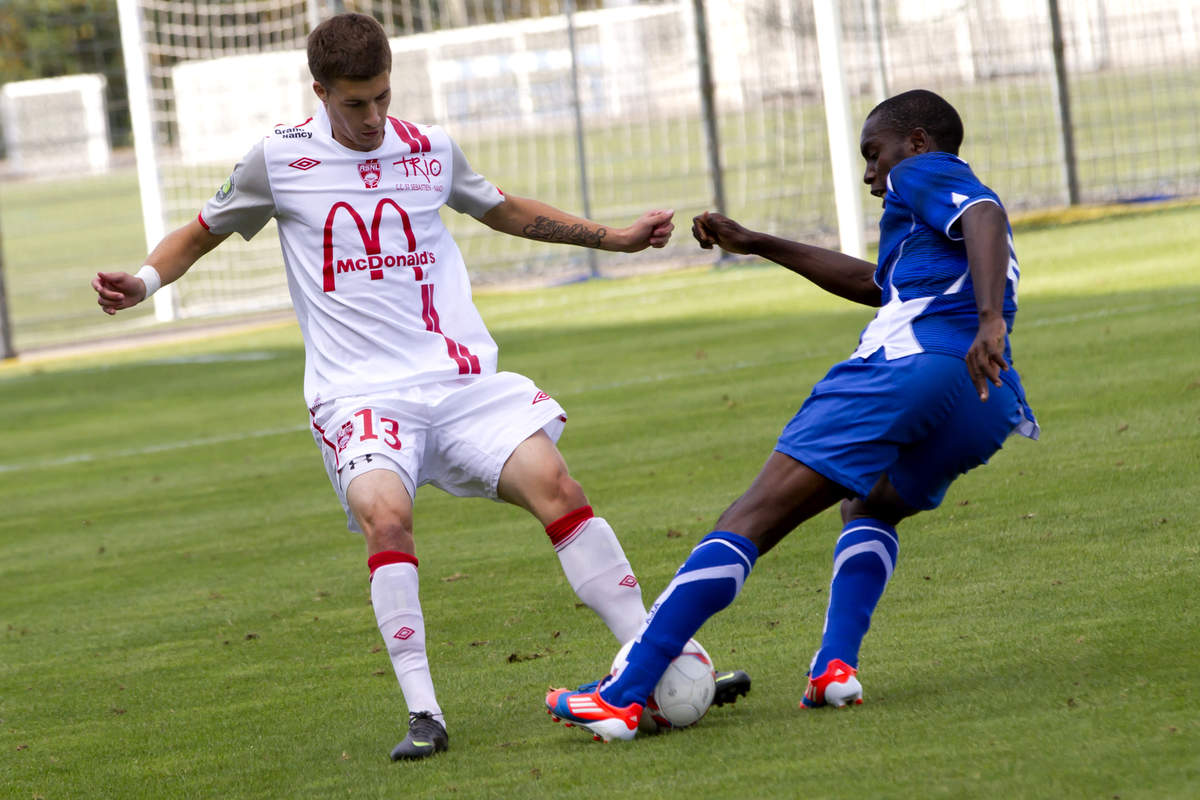 ASNL-Auxerre en CFA - Photo n°13