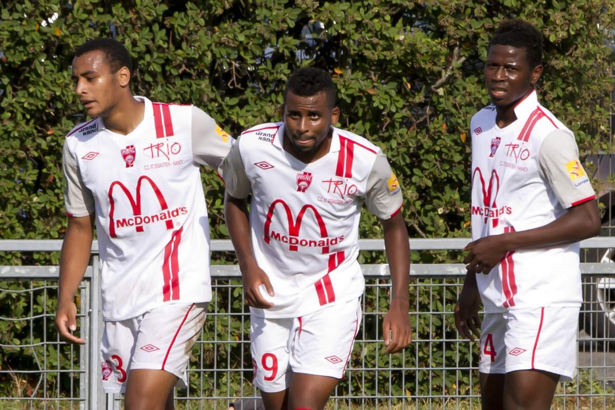 ASNL-Auxerre en CFA - Photo n°15