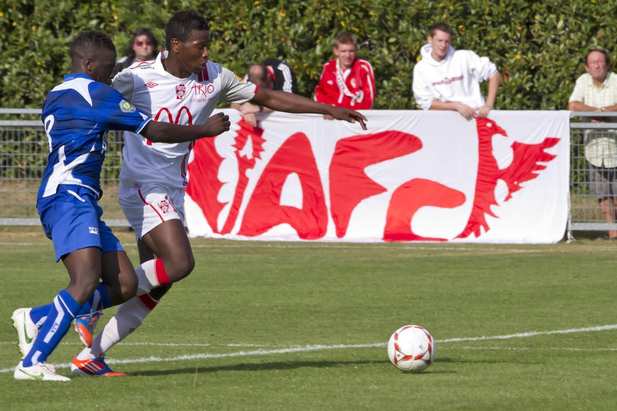ASNL-Auxerre en CFA - Photo n°16