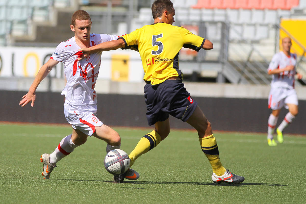 ASNL/Sochaux en CFA - Photo n°1