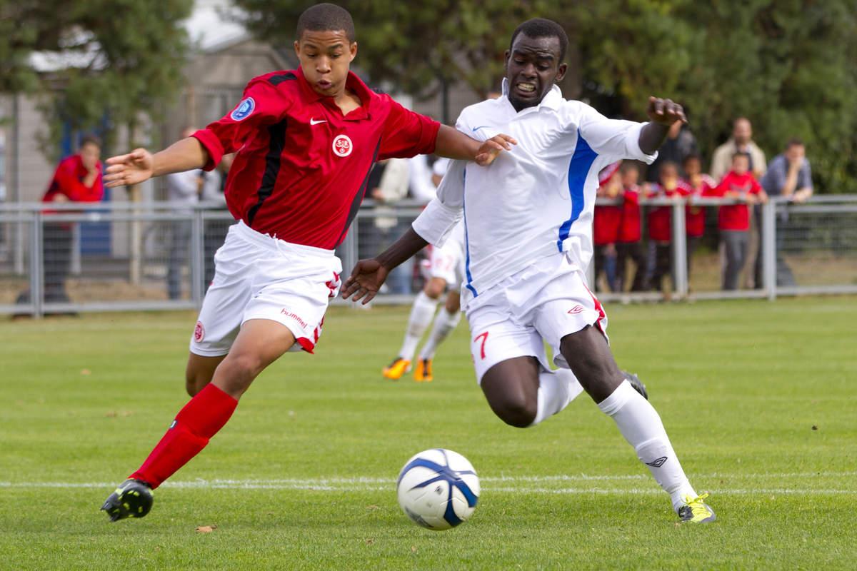 ASNL-Reims en U19 - Photo n°4
