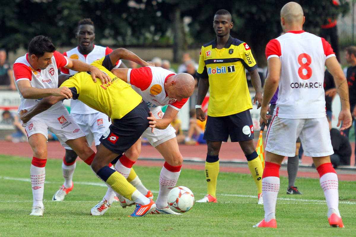 ASNL/Sochaux - Photo n°8