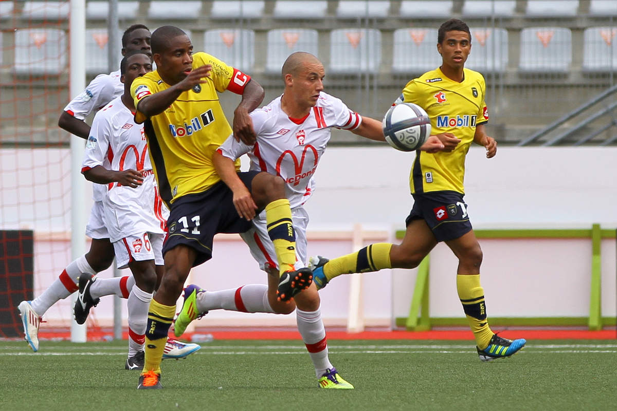 ASNL/Sochaux en CFA - Photo n°20