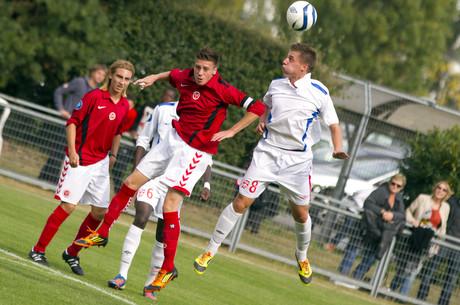 ASNL-Reims en U19