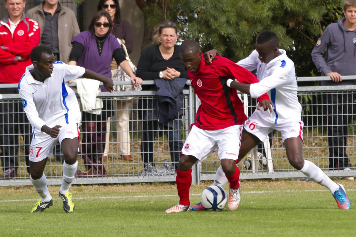 ASNL-Reims en U19 - Photo n°13
