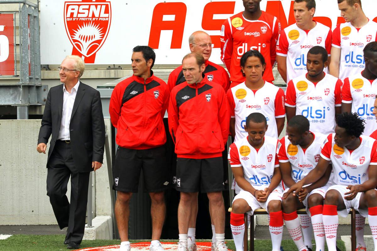 La nouvelle équipe à Picot - Photo n°9