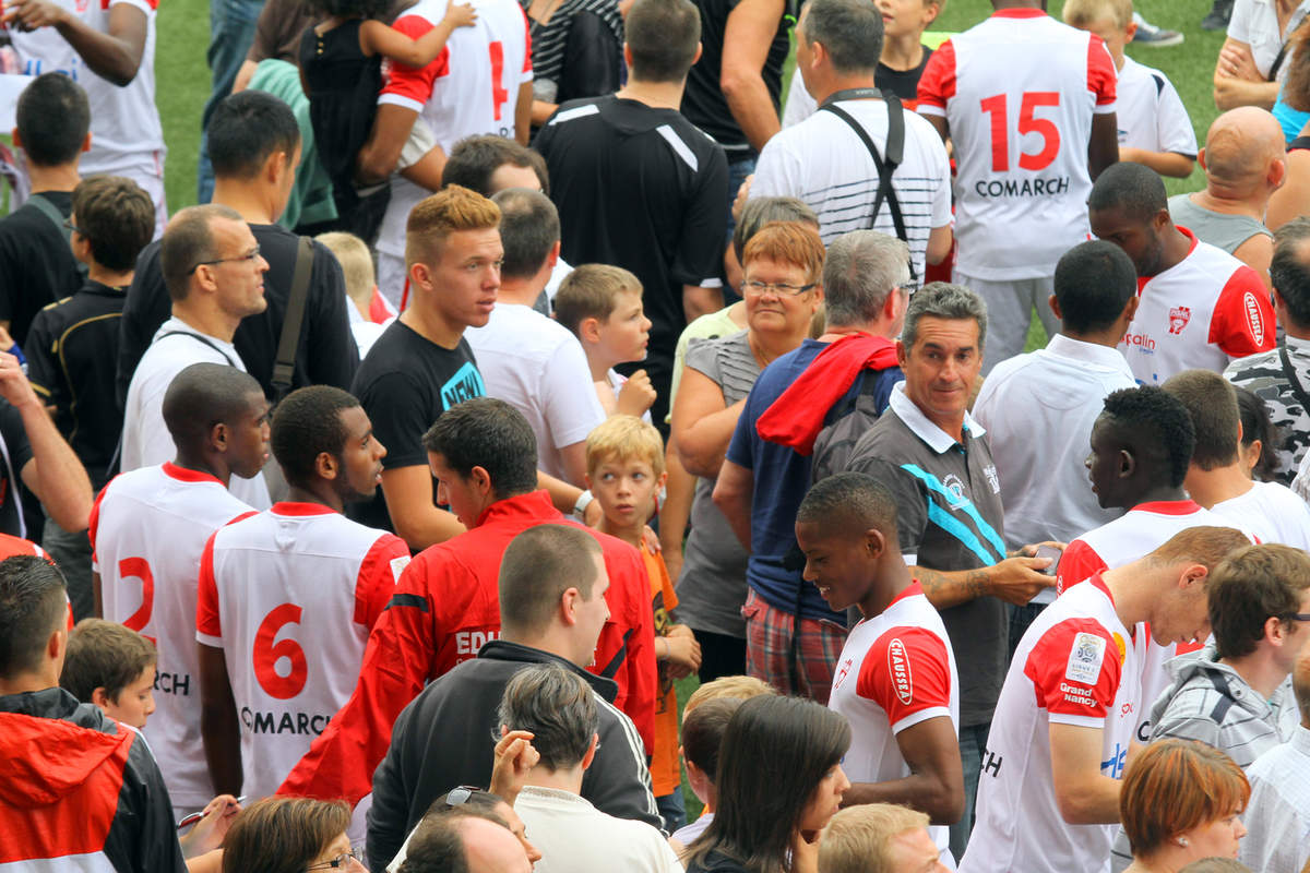 La nouvelle équipe à Picot - Photo n°15