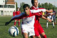 ASNL-Jarville en U15 - Photo n°16