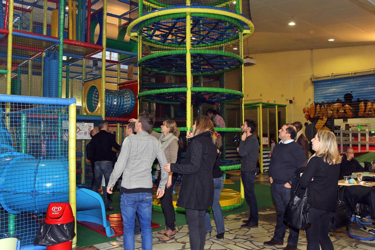 St-Nicolas chez les acrobates - Photo n°0