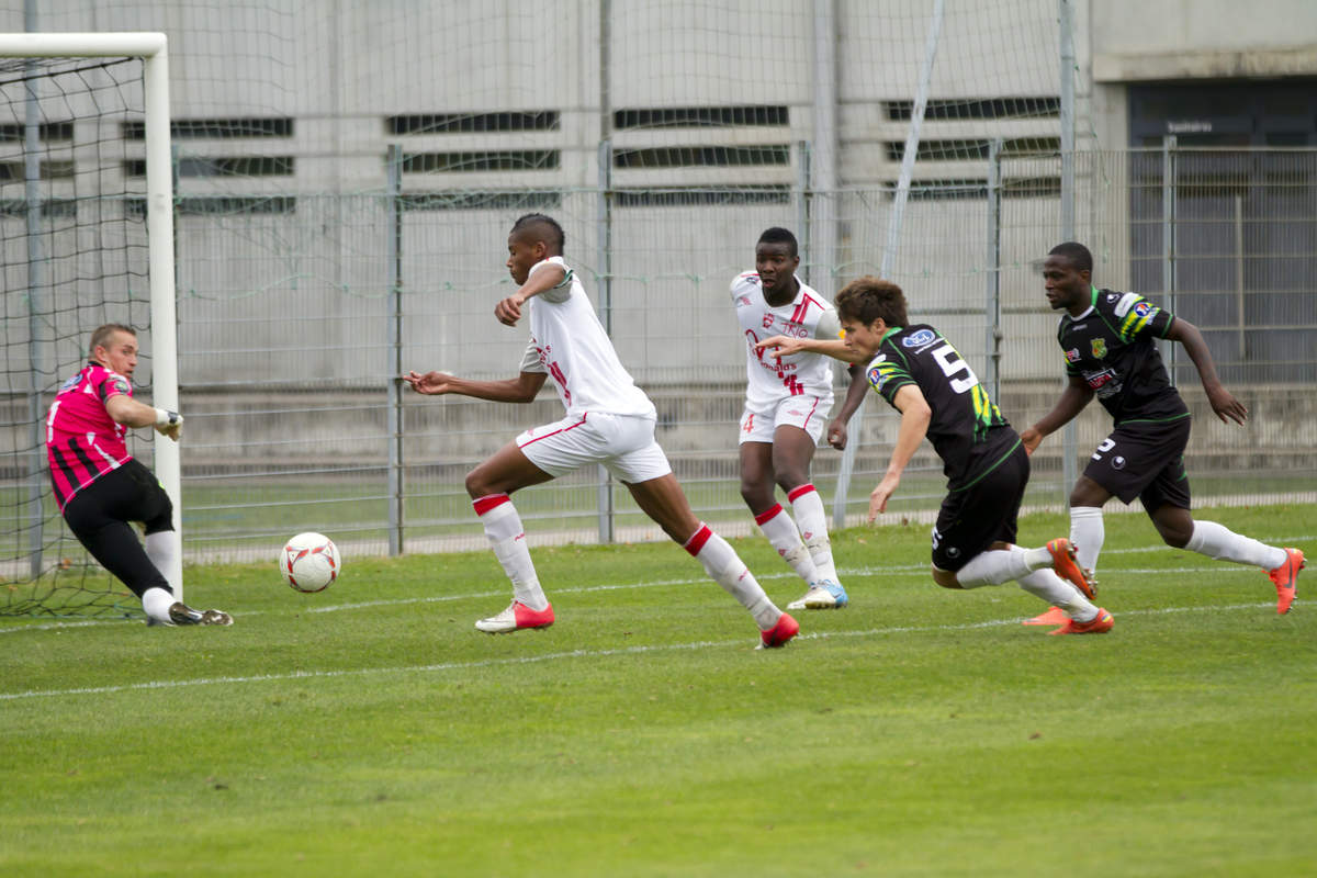 ASNL-Yzeure en CFA - Photo n°17