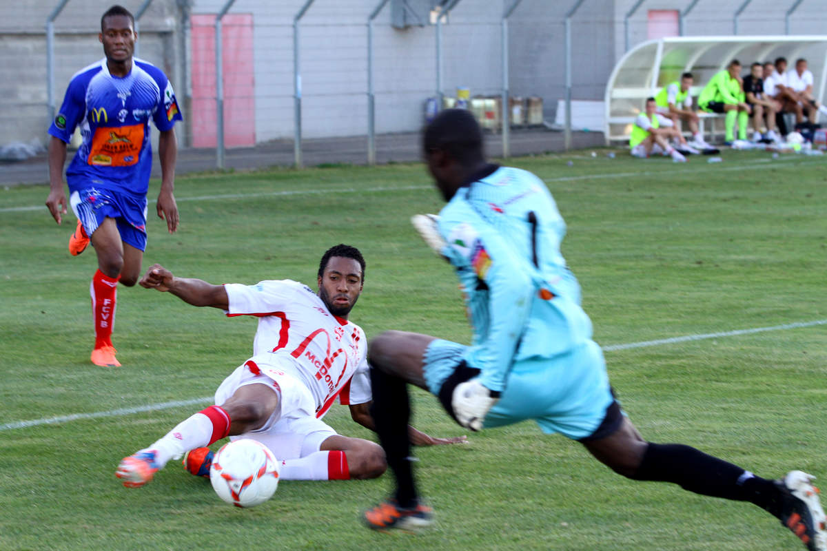 ASNL/Villefranche en CFA - Photo n°11