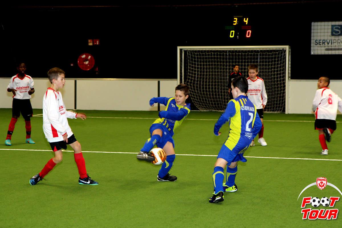 Finales du tournoi indoor - Photo n°29