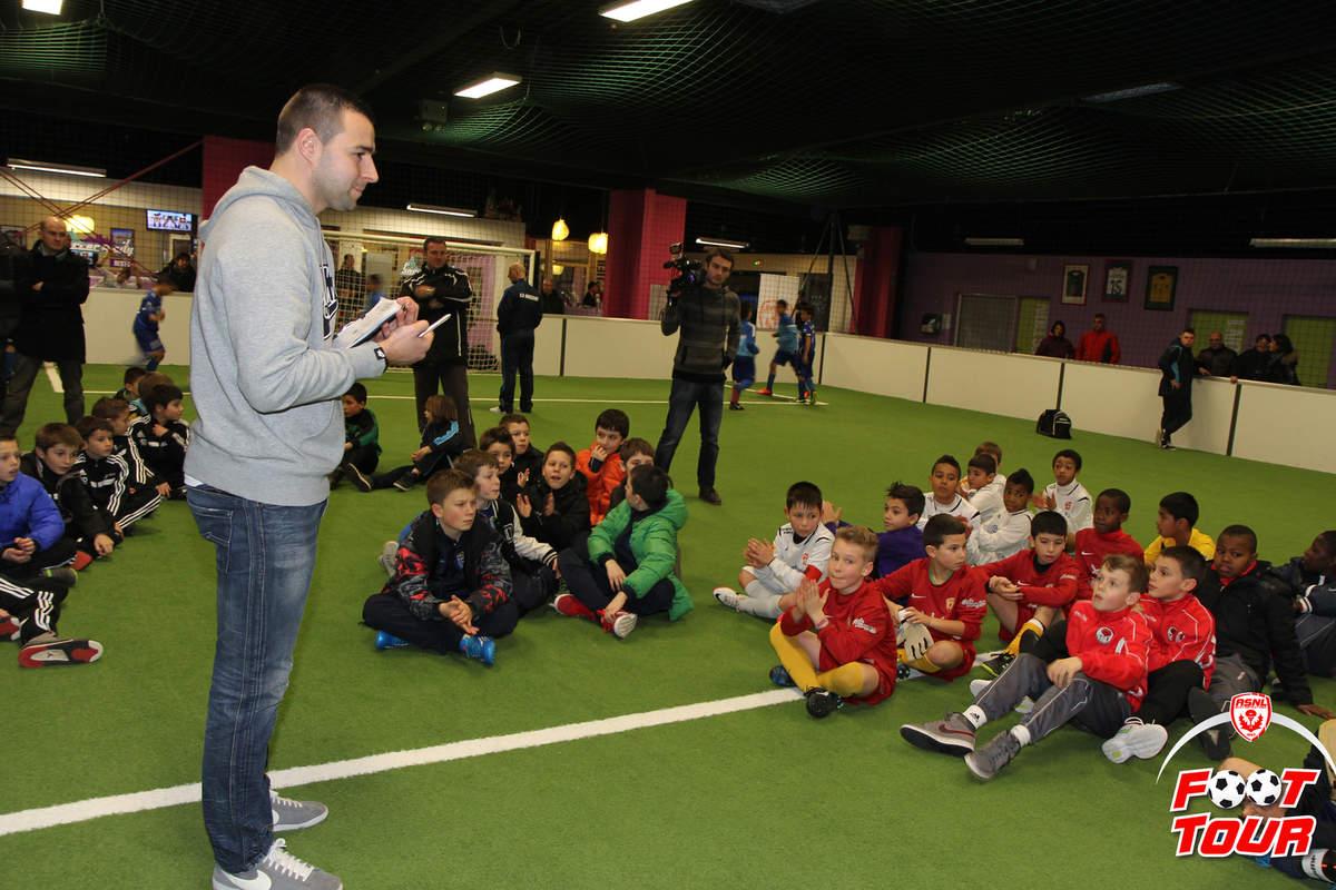 Finales du tournoi indoor - Photo n°33