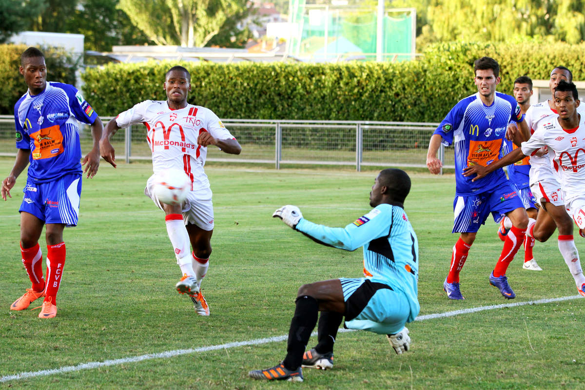 ASNL/Villefranche en CFA - Photo n°16